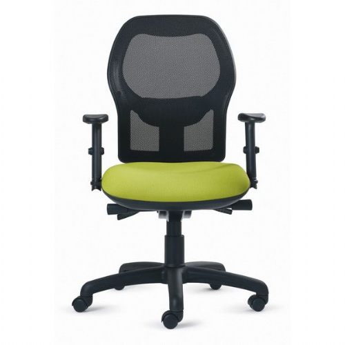 Status Mantle Mesh Back Ergonomic Office Chair 23.5 stone